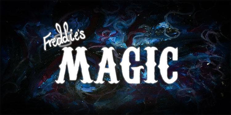 Logo - Freddie's Magic (www.freddiesmagic.com)