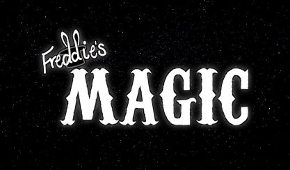 Freddie's Magic Logo - Freddie's magic (www.freddiesmagic.com)